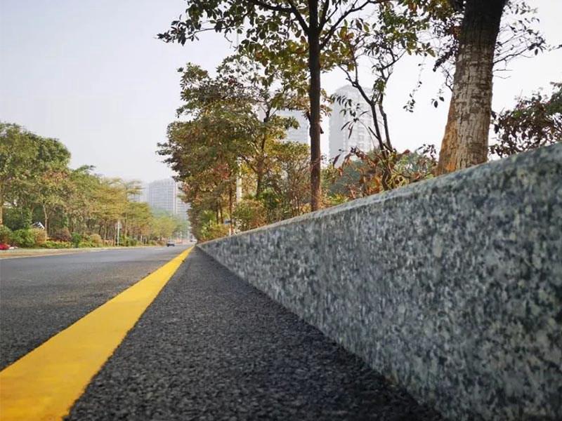 青石路沿石